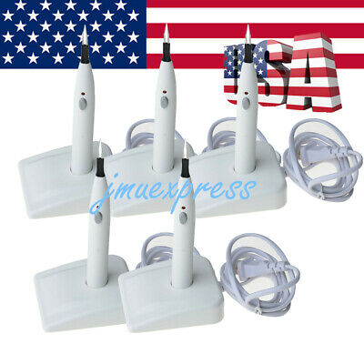 AZDENT 5 X Dental Gutta Percha Tooth Gum Cutter with 4 Tips A-BLADE Ⅱ 100-240V