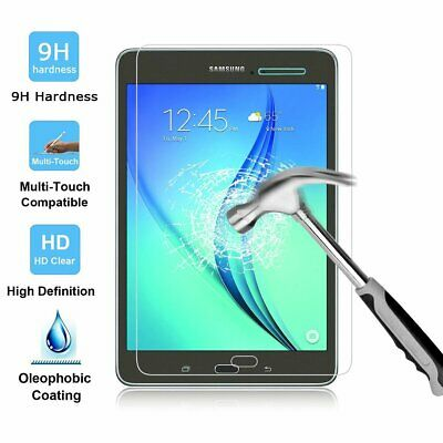 Tempered Glass Screen Protector For Samsung Galaxy Tab A A6 7.0 8.0 inch Tablet