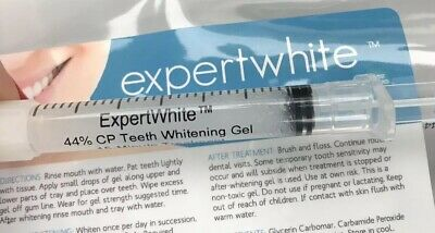 DENTAL GRADE TEETH WHITENING GEL, CARBAMIDE PEROXIDE 44% - **Better Than Zoom**