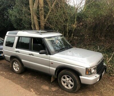 LANDROVER DISCOVERY TD5 GS AUTO  (12 months MOT)