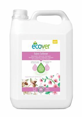 Ecover Fabric Softener - Apple Blossom & Almond 5Ltr x 12 Pack