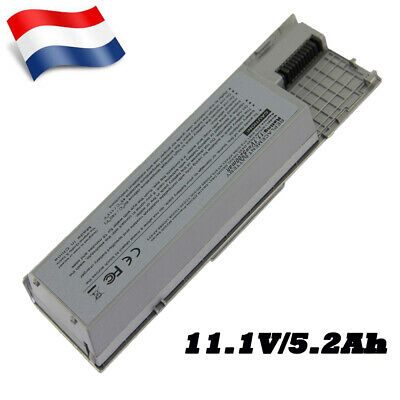 Batterie pour Dell Latitude D620 D630 D631 D640 Precision M2300 Type PC764 TC030