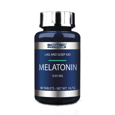 Scitec Nutrition - Melatonin - 90 Tabletten, Ruhe, Schlaf & Konzentration