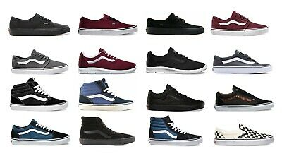 VANS scarpe Authentic Brigata Iso Milton Old Skool Sk8 Hi Slip On da uomo donna