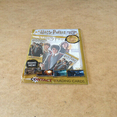 Harry Potter Contact Trading Card Starter Pack Harry Potter Film Trading Cards