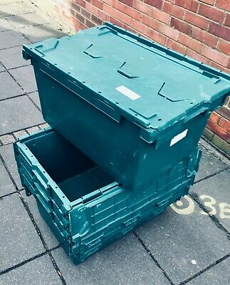 Removal Crates / Storage Boxes / Heavy Duty Containers