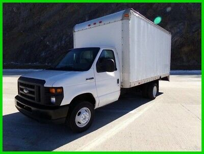 2008 Ford E-Series Chassis 16' Box Truck Used