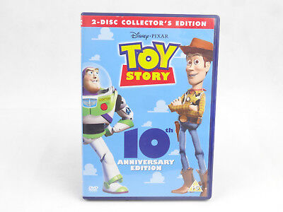Walt Disney Toy Story 2 Disc Collector's Edition DVD