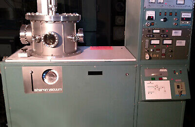 Sharon Vacuum Evaporator (Long Throw Electron Beam)