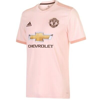 Manchester United F.c Shirt Adult Away 2018/19 New Shirt With Tags