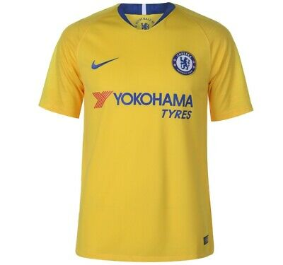 Chelsea F.c Shirt Adult Away 2018/19 New Shirt With Tags