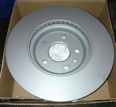 Genuine Zimmermann Brake Discs for Opel-Astra J, Chevrolet Cruze & Aveo