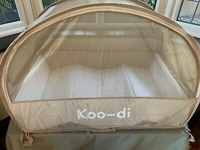 Koo-di Pop-up Bubble Travel Cot