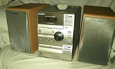 SONY CMT-CP11  Micro Hi-Fi Component System.  C.2000