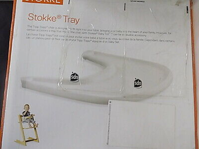 Stokke Tray, White