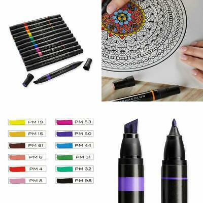 Prismacolor 3620 Premier Dye Art Markers Double Ended Fine