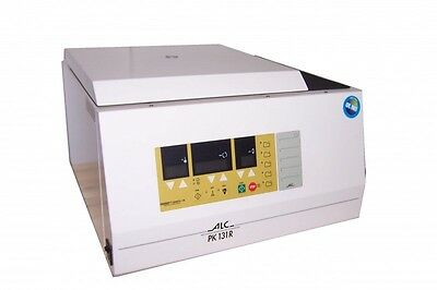 Thermo Electron / ALC PK131R Refridgerated Benchtop Centrifuge & Accessories