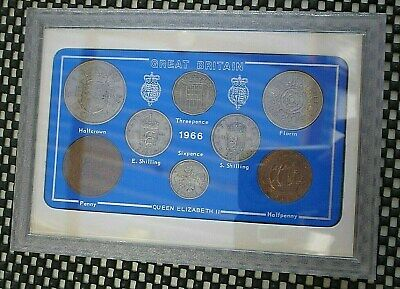 1966 British Coin Set