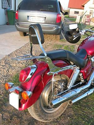 CARDAN SISSY BAR P.BACKREST LUGGAGE RACK HONDA SHADOW VT 750 C2 SPIRIT 2008+