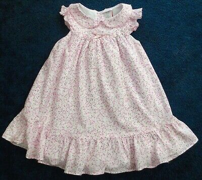 85c75072afe Baby girl size 24 mo Piper   Posie Pink Floral Print Dress Free Shipping