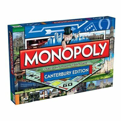 Monopoly - Canterbury Board Game - 022859