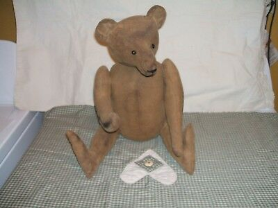 Primitive Style Jointed Teddy Bear********