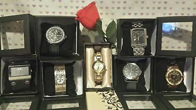 Job Lot Of Watches Mens/ Ladies Next, Oasis &river Island Party Gifts Bundle J55