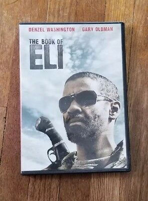 The Book of Eli (Used, DVD, 2010)