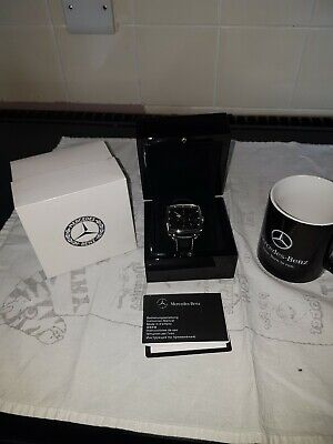 Mercedes Benz Watch And Mug (only ever tried on!!)