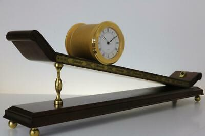 INCLINED PLANE GRAVITY CLOCK by IMHOF from MUSEE INTERNATIONAL D'HORLOGERIE