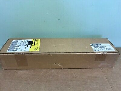 G1 APC AR8429 NETSHELTER HORIZONTIAL CABLE ORGANIZER 1U w//BRUSH STRIP NEW