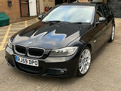 BMW Series 2.0 320i M Sport Business Edition 4dr - Black