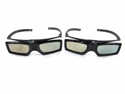 Original Sony KDL-70W850B / KDL-70W830B Active 3D Glasses 2 pairs TDG-BT400A