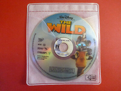 The Wild DVD Disc ONLY Bilingual DISNEY