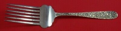 Repousse by Kirk Sterling Silver Buffet Fork 6-tine 10.15oz. 10""