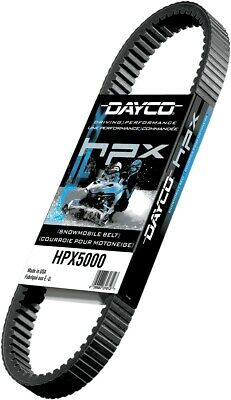 Dayco High-Performance Extreme Belt 1.357in. x 46.438in. #HPX5012