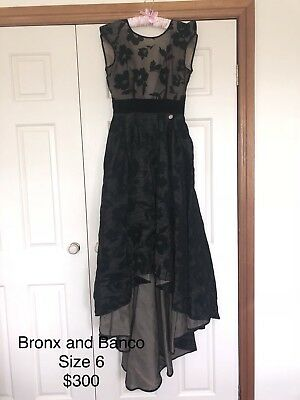 Black Bronx And Banco Dress