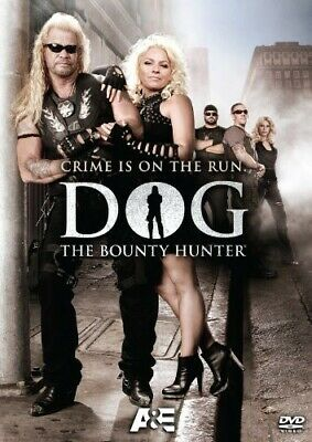 Dog the Bounty Hunter: Crime is on the Run (DVD Used Very Good)