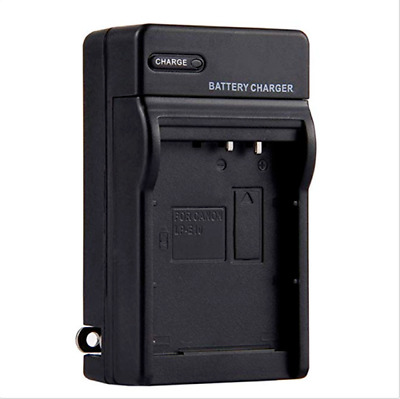 Battery Charger LP-E10 LPE10 Fr Canon EOS 1100D Rebel T3 KISS X50 Digital Camera