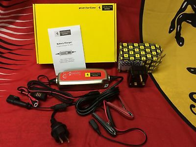 Genuine Ferrari Battery Conditioner Charger Kit #70001796 F458 F430 F360 599 612