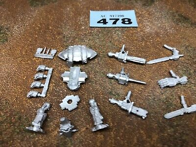 6mm Epic 40K Armageddon - Forumware Imperial Knight With Weapon Options - 478