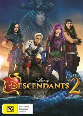 Descendants 2 (DVD, 2017)