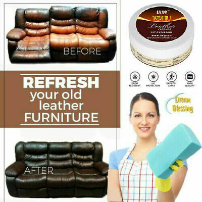 Multifunctional Leather Refurbishing Cleaner dream blessing FREE&FAST SHIPPING P