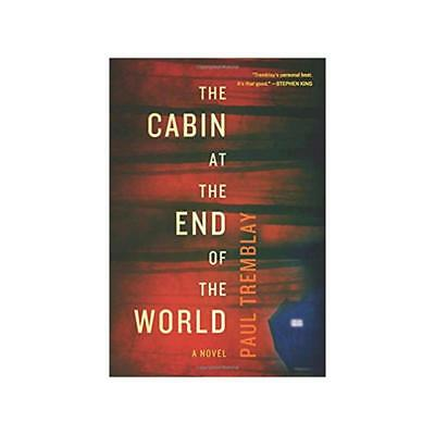 The Cabin At The End Of The World - Paul TREMBLAY PDF & EPUB Format