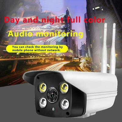 HD 1080P Wifi Wireless CCTV Outdoor Smart Security IP Camera Night Vision IP66