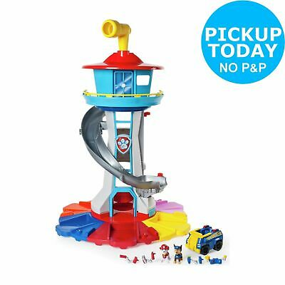 PAW Patrol My Size Lookout Tower Playset 3+ Years