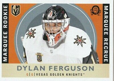 2017-18 Ud Series 2 O-Pee-Chee Marquee Rookie Dylan Ferguson #623 Brand New
