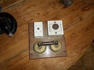 Vintage MEM DIX Fuse box Plus other fuses