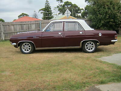1965 HD Holden X2 Premier