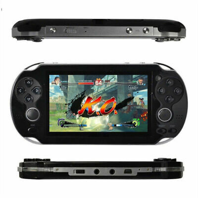 "4.3"" Portable Game Consoles 8GB Handheld PSP Player Built-in 1000 Classic Games"